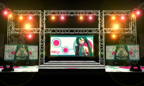 ステージ製作�A01